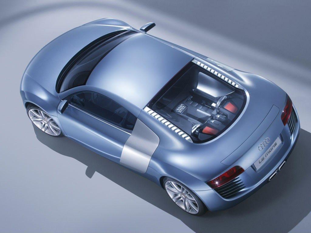 Audi LE Mans Quattro Concept 2003