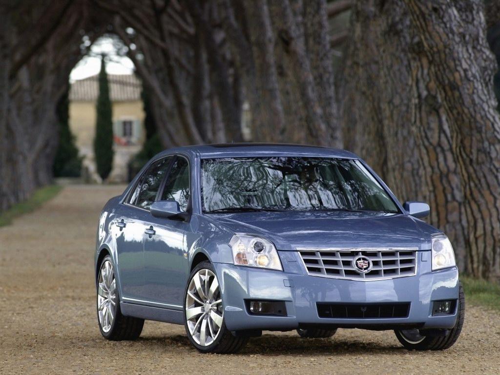 Cadillac BLS 2006