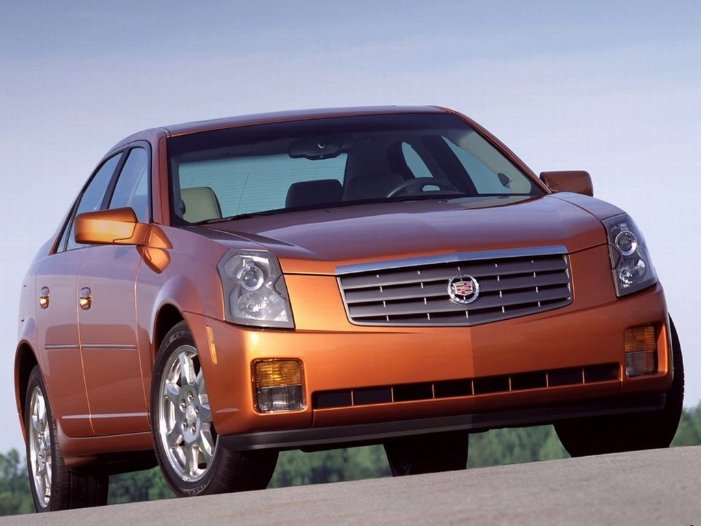 Cadillac CTS 2001