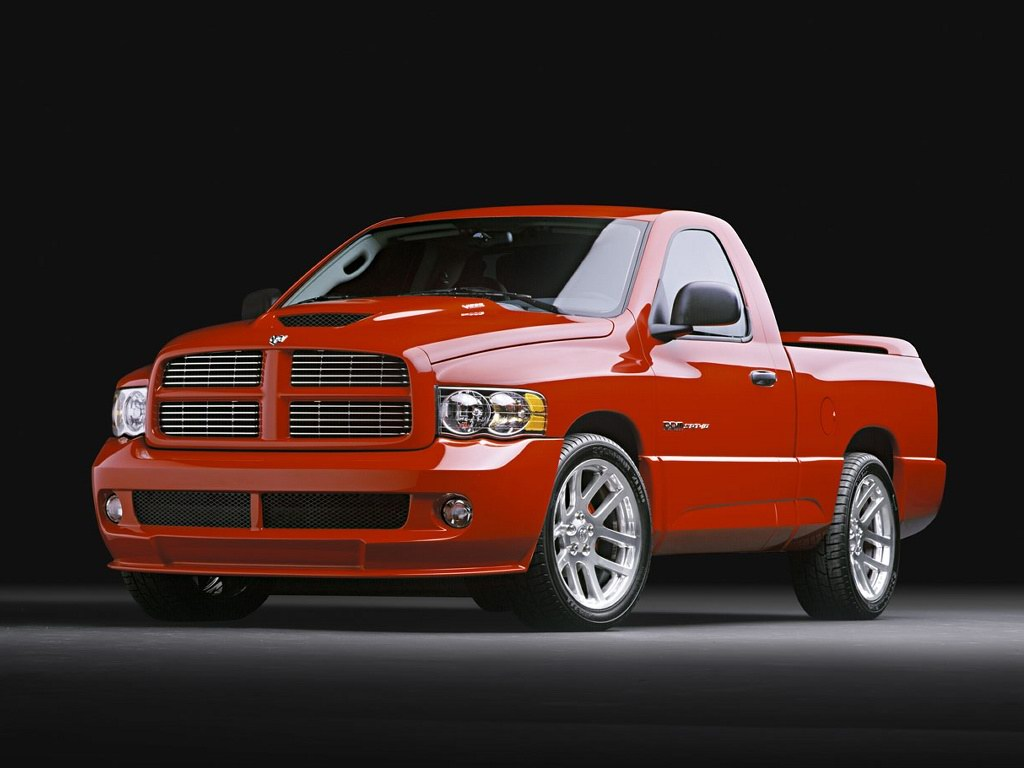 Dodge Ram SRT10 2004