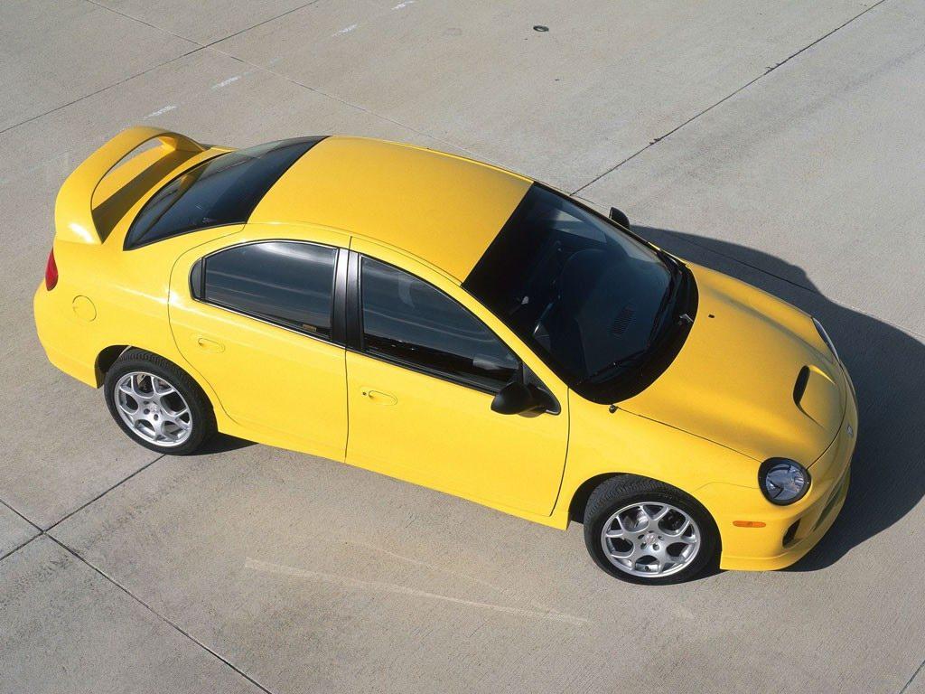 Dodge SRT4 2003