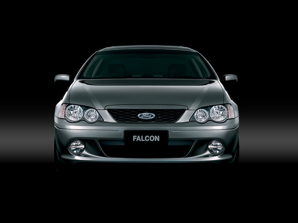 Ford Falcon XR8 BA 2004