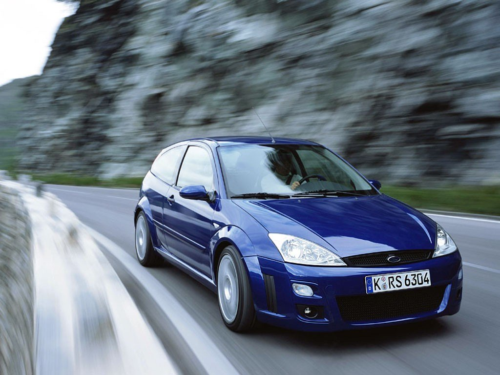 Ford Focus RS 2002