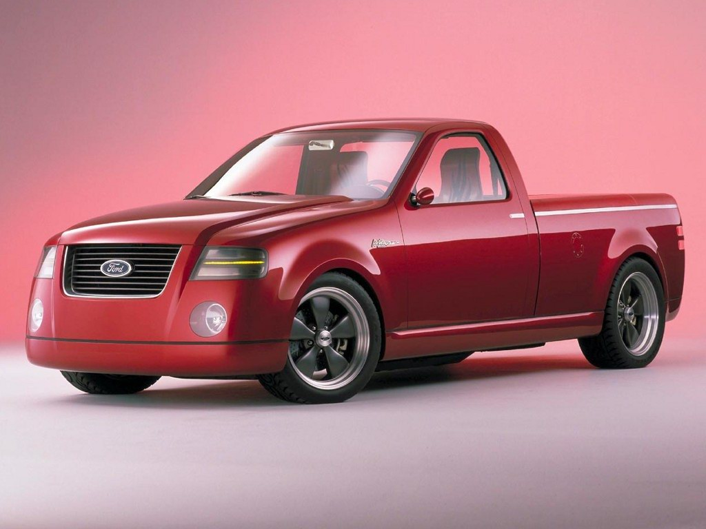 Ford Lightning Rod