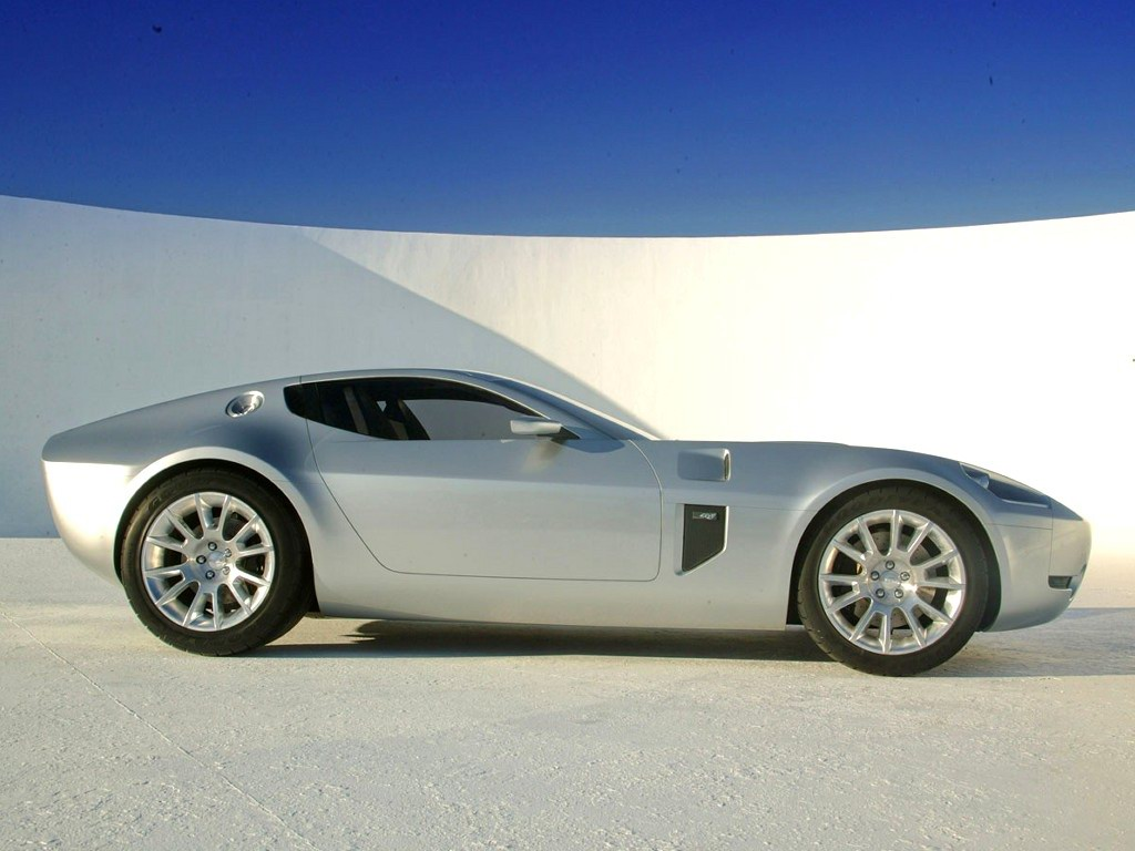 Ford Shelby GR 1 Concept 2004