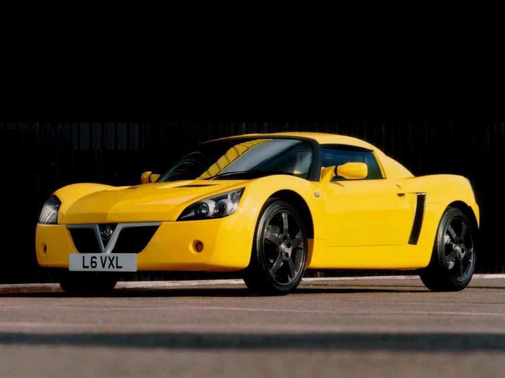vauxhall speedster vx220