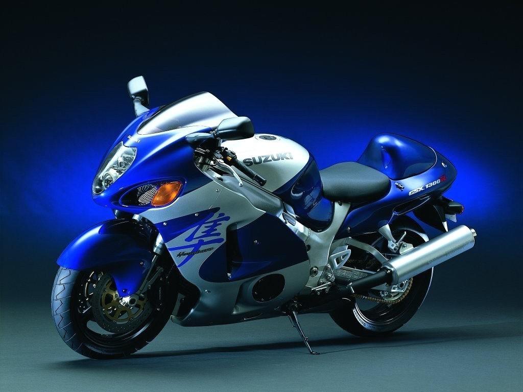 suzuki gsx 1300 hayabusa motorcycle