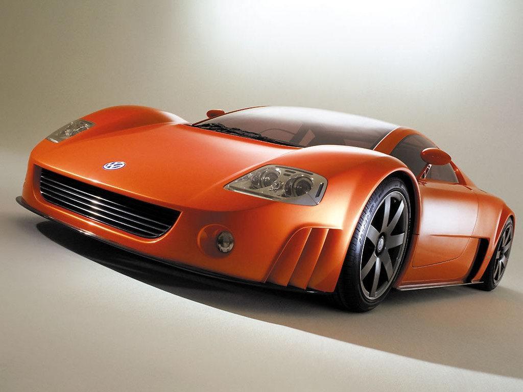 Фольксваген W12 - Volkswagen W12 Coupe Concept фото, авто обои для рабочего стола