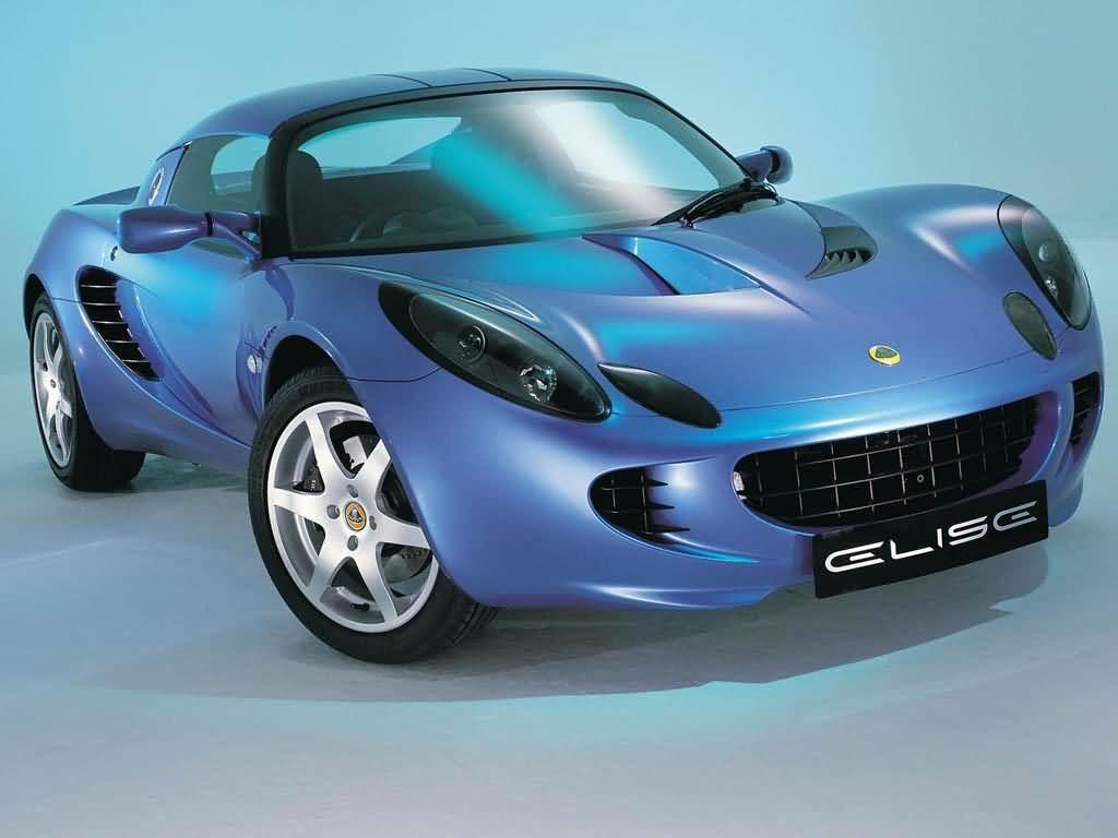 Lotus Elise фото, авто обои для рабочего стола