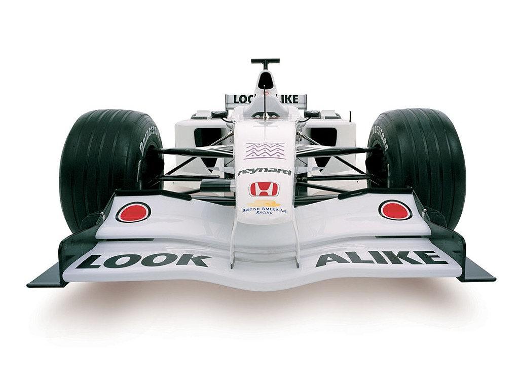 хонда f1 - honda bar f1