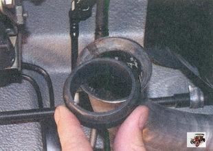 уплотнительное металлографитное кольцо глушителя
