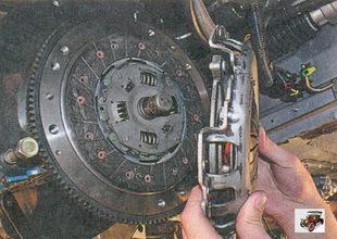 корзина сцепления Лада Приора ВАЗ 2170 в сборе с ведущим диском