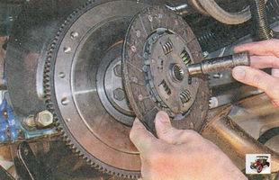 ведомый диск сцепления Лада Приора ВАЗ 2170