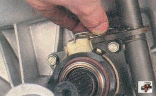 пружинный фиксатор
