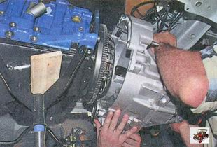 коробка передач Лада Приора ВАЗ 2170