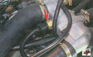 датчик температуры охлаждающей жидкости (дтож) лада приора