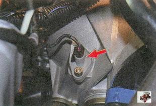 датчик скорости автомобиля лада приора