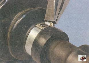 хомут пыльника внутреннего шарнира равных угловых скоростей