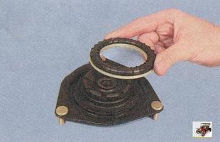 подшипник верхней опоры телескопической стойки