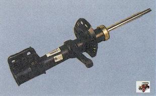 амортизаторная стойка передней подвески Лада Приора ВАЗ 2170