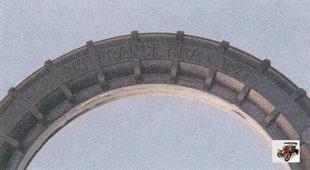 маркировка на опорном подшипнике Лада Приора ВАЗ 2170