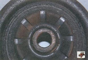 маркировка на верхней опоре Лада Приора ВАЗ 2170