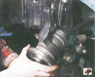 поворотный кулак Лада Приора ВАЗ 2170