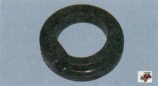 изоляционная прокладка пружины заднего амортизатора