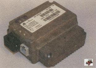 блок управления электромеханическим усилителем рулевого управления