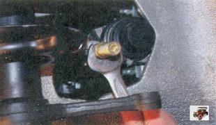 регулировочная тяга рулевой трапеции