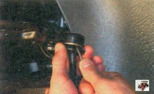 пружинное кольцо пыльника шарового шарнира