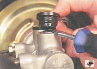 резиновые втулки крепления бачка главного тормозного цилиндра