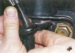 уплотнитель тормозного шланга