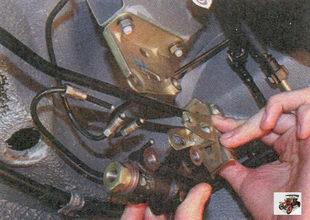 регулятор давления тормозов с приводом