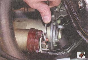проверка провода на стартере