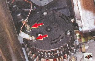 проверка провода на генераторе