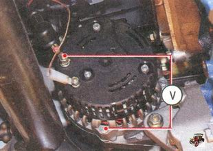 схема проверки заряда аккумулятора на автомобиле лада приора ваз 2170