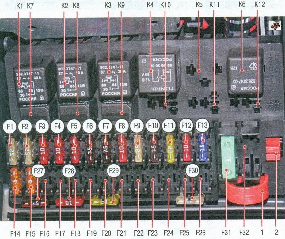 замена звукового сигнала на х трейл