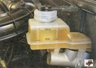 бачок главного тормозного цилиндра лада приора
