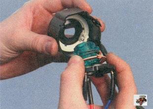 контактная группа замка зажигания; крышка замка зажигания