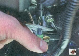 разъем жгута проводов датчика фаз