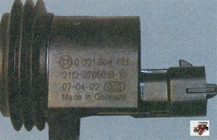 маркировка катушки зажигания