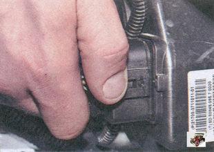 разъем жгута проводов блок-фары