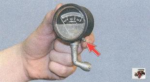 манометр для измерения давления