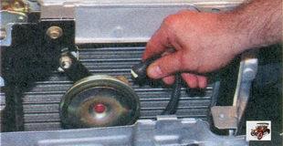разъем жгута проводов звукового сигнала