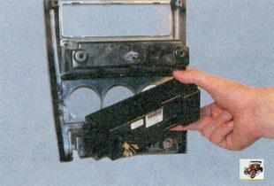 переключатель режимов работы электровентилятора отопителя