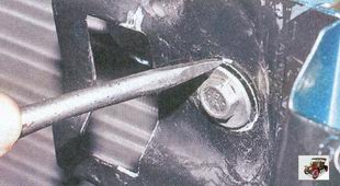 маркировка положение шайб капота относительно кузова