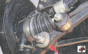 сайлентблоки растяжки нижних рычагов задние лада приора ваз 2170