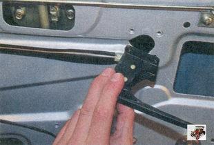 внутренняя ручка задней двери