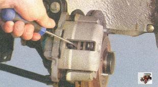 проверка перемещения тормозных колодок в суппорте лада приора ваз 2170